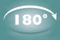 180 °